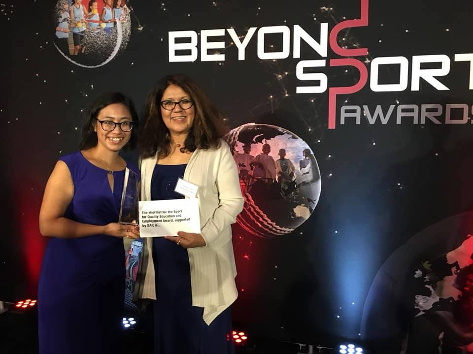 Sport for Quality Education and Employment Award