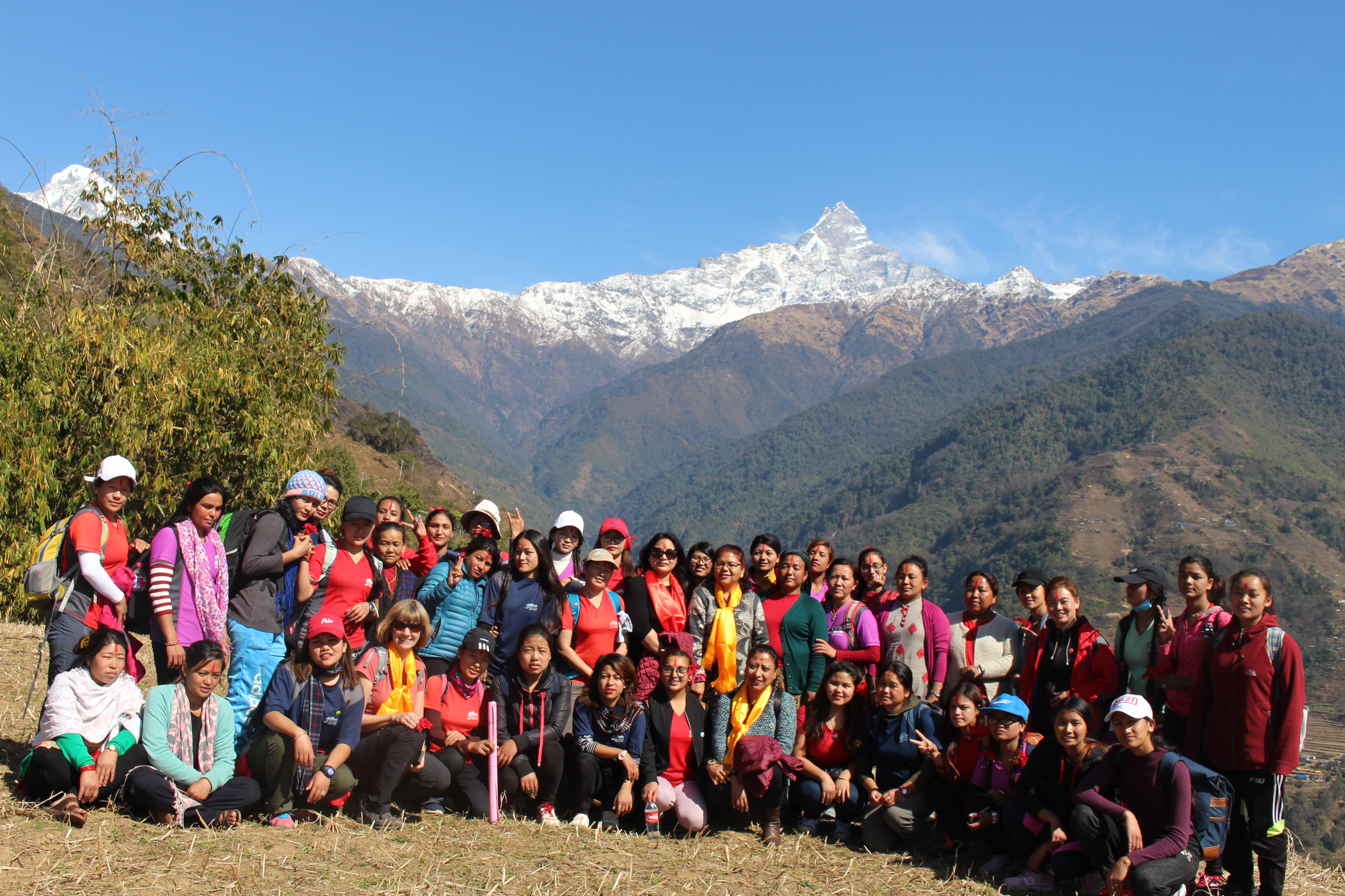3sisters-tourism-training-institute-improve-employment-opportunities-develop-skills-motivate-youth-tourism-sector-trekking-license-guide-training-course-nepal