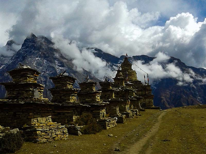 The Hidden Valley of the Annapurna  (Nar Phu)