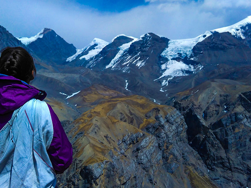 Tilicho Lake & Annapurna Massif