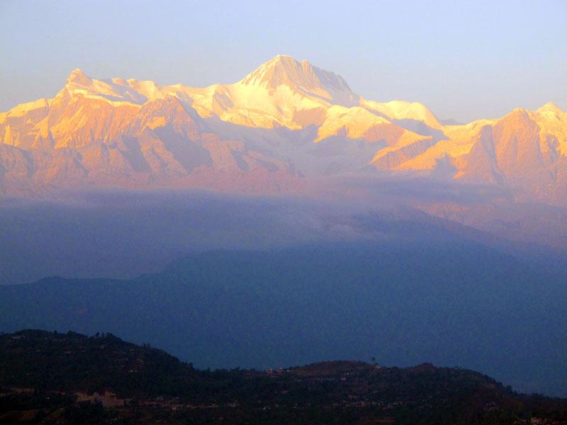 Pokhara-Sarangkot day hike (Pokhara)