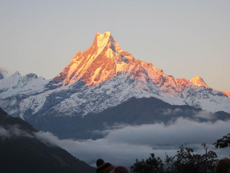 Machhapuchhare Kiss Trek (Mardi Himal)